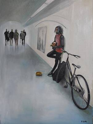 Sounds Of The Underground Original by Sara Sutton