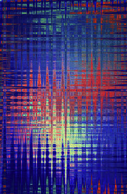 Painting - Soundwaves by Andrea Mazzocchetti