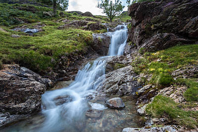 Photograph - Sour Milk Gill by Stuart Gennery