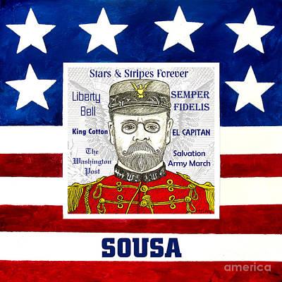 Sousa Art Print