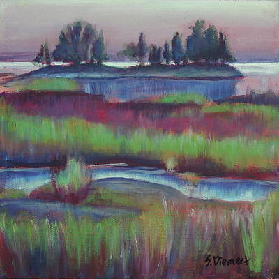 Painting - South Baymouth, Ontario - 015 Of Celebrate Canada 150 by Sheila Diemert