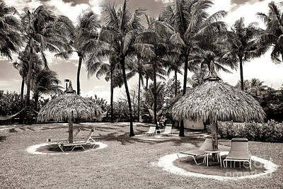 Photograph - South Beach Life by John Rizzuto