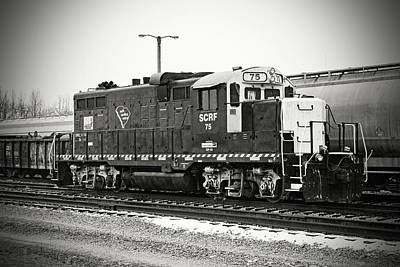 Photograph - South Carolina Central Gp10 #75 H B W  by Joseph C Hinson Photography