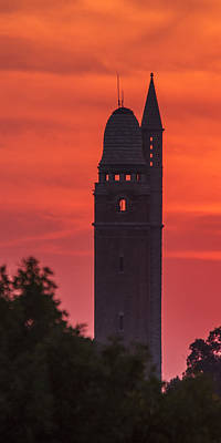 Photograph - South City Sunset by Garry McMichael