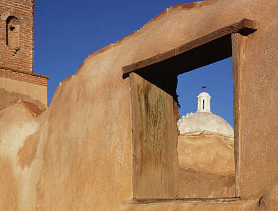 Photograph - South Convento Window by Tom Daniel