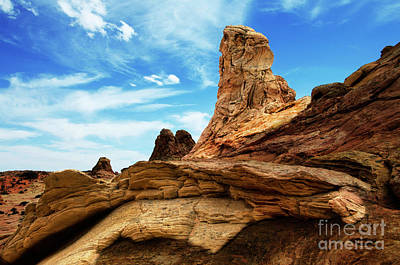 Photograph - South Coyote Buttes Arizona by Bob Christopher