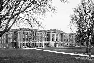 Photograph - South Dakota State University Morrill Hall by University Icons