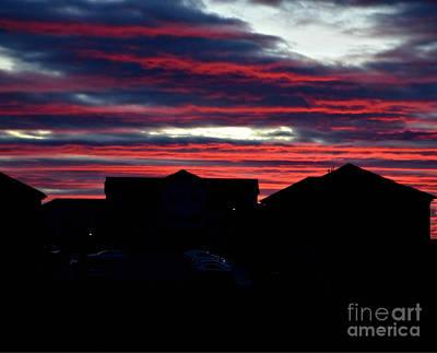 Photograph - South Dakota Sunrise by Kathy M Krause