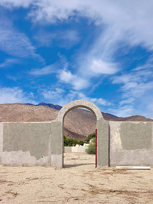 Photograph - East Entrance by Stan  Magnan