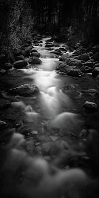 Photograph - South Fork Bishop Creek by Alexander Kunz
