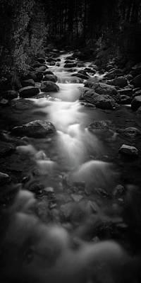 Photograph - South Fork Bishop Creek by Alexander Kunz