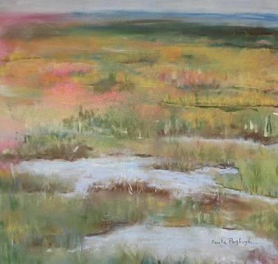 South Jersey Marsh Art Print