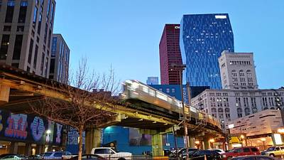 Photograph - South Loop by Zac AlleyWalker Lowing