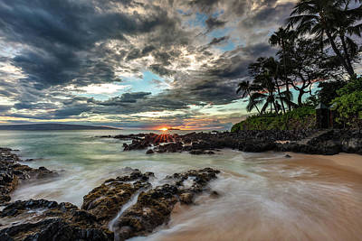 Photograph - South Maui Magic by Pierre Leclerc Photography