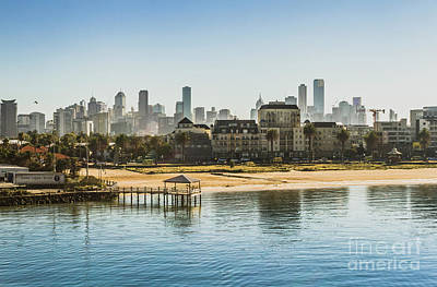 Harbor Scene Wall Art - Photograph - South Melbourne by Jorgo Photography - Wall Art Gallery