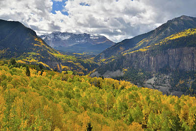 Photograph - South Of Telluride by Ray Mathis