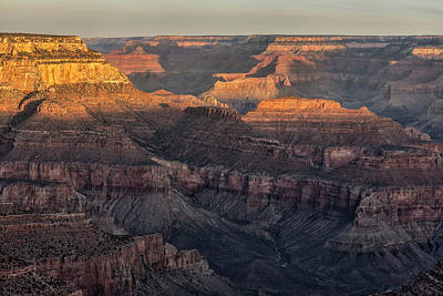 Photograph - South Rim Sunrise - Grand Canyon National Park - Arizona by Brian Harig
