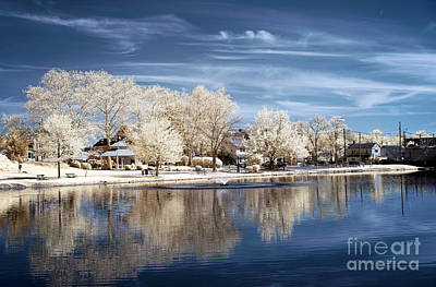 Photograph - South River by John Rizzuto