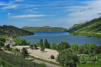 Fort Collins Photograph - South Shore by Jon Burch Photography