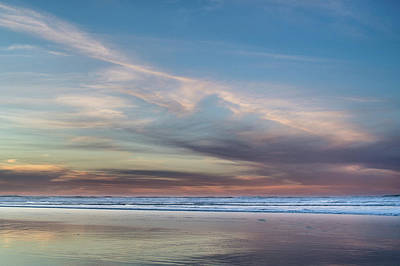 Photograph - South Spit Sunset by Greg Nyquist