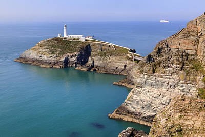South Stack - Wales Art Print by Joana Kruse