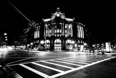 South Boston Wall Art - Photograph - South Street Station Boston by Osman Rana