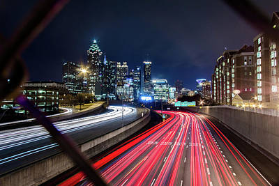 Photograph - Southbound by Kenny Thomas