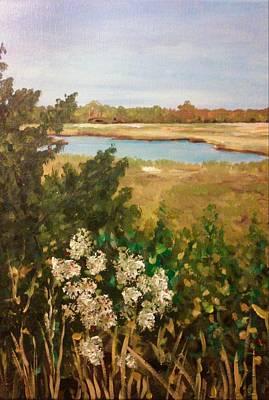 Painting - Southcoast Nostalgia by Ray Khalife