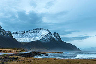 Southeast Iceland Countryside Art Print by Scott Cunningham