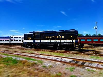 Photograph - Southern 2601 by Rodney Lee Williams