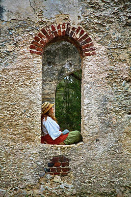 Photograph - Southern Belle At The Chapel Of Ease by John Haldane