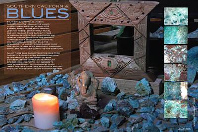 Photograph - Southern California Blues by Justin Hiatt