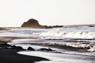 Photograph - Southern California Coast by Christopher Purcell