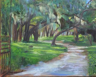 Painting - Southern Charm  by Gloria Smith