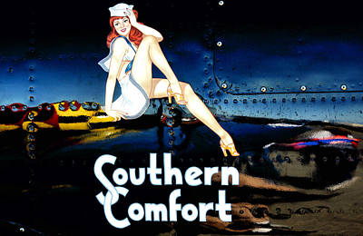 Southern Comfort Photograph - Southern Comfort by Karen Scovill