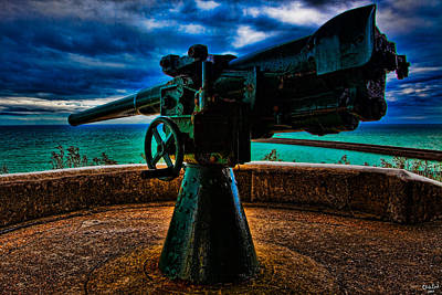 Photograph - Southern Defenses by Chris Lord