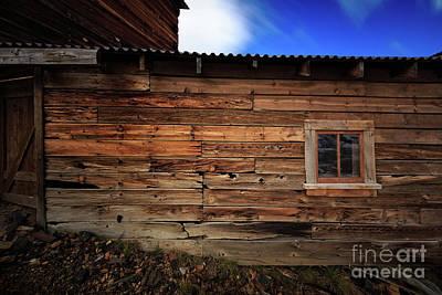 Photograph - Southern Democrat Mill by Doug Sturgess
