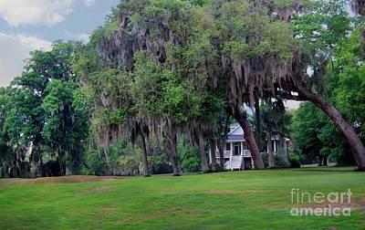 Southern Comfort Digital Art - Southern Living Style by Ella Kaye Dickey