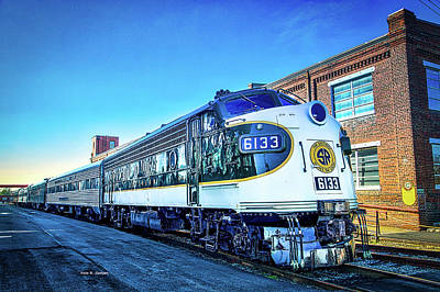 Photograph - Southern Power by Dale R Carlson