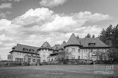 Bennington Photograph - Southern Vermont College Everett Mansion by University Icons