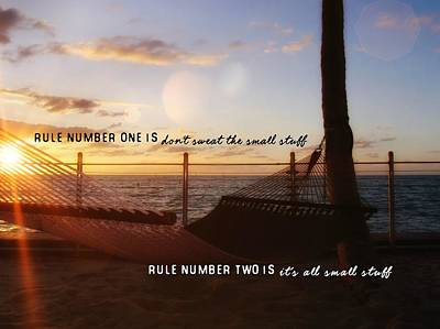 Southernmost Quote Art Print by JAMART Photography
