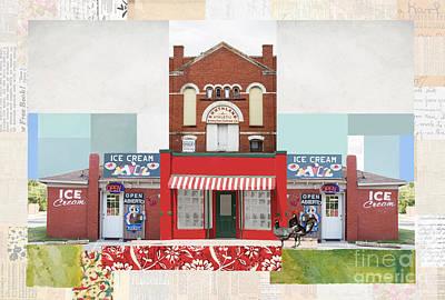 Terrell Digital Art - Southland by Elena Nosyreva