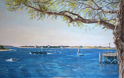 Painting - Southport by Christopher Reid