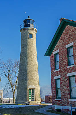 Photograph - Southport Light House - 2 by Susan McMenamin