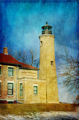 Photograph - Southport Lighthouse by Susan McMenamin