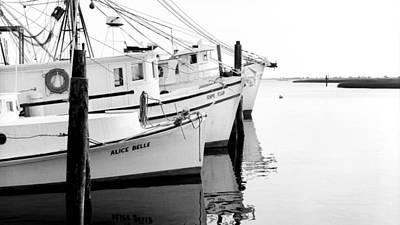 On Trend Breakfast - Southport Shrimpers II by Don Beard