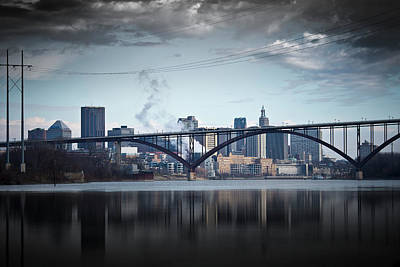 Photograph - Southside And The High Bridge by Matthew Blum