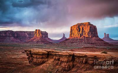 Photograph - Southwest by Anthony Bonafede
