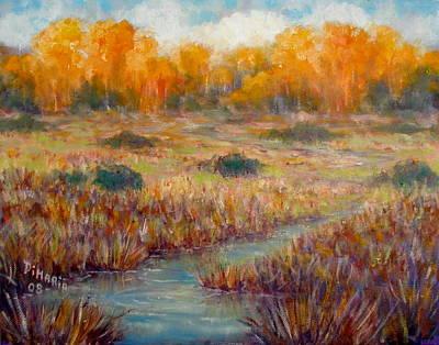Southwest Autumn Art Print