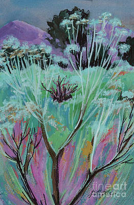 Painting - Southwest Brush by Pati Pelz